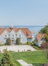 Spectacular Waterfront Estate on Long Neck Point on Sale