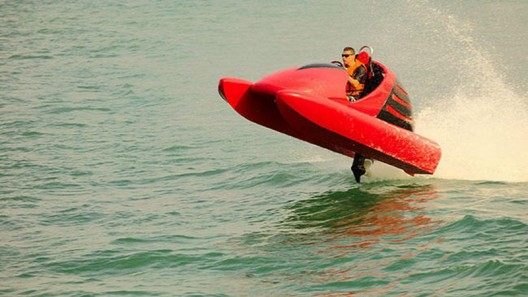 New Water Toy For 2015 - Wavekat P70 by Marine Toys & Tenders
