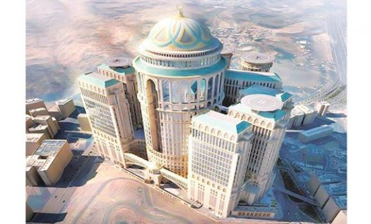 World's Largest Hotel With 10,000 Rooms Coming to Mecca