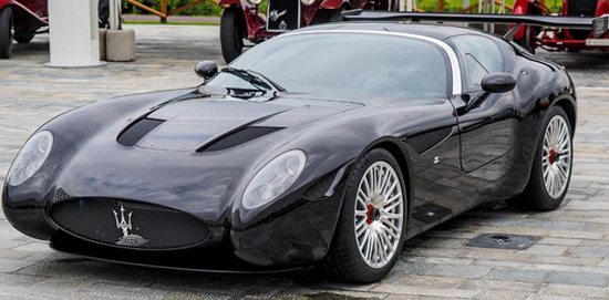 Zagato Mostro In Limited Edition Of Only Five Copies