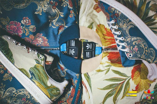 "adidas Originals x Pharrell Williams ""Jacquard"" Stan Smith Collection"