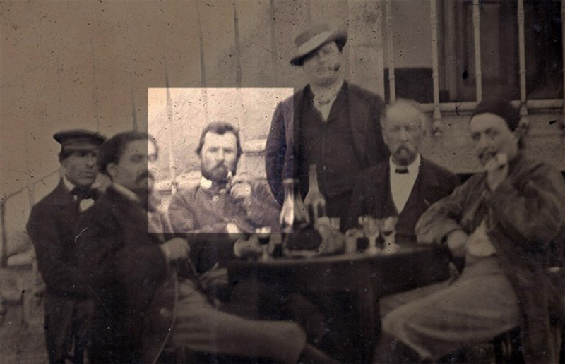Rare 1887 Photograph Of Vincent Van Gogh Could Fetch $150,000 At Auction
