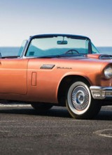 1957 Ford Thunderbird F-Code at Auctions America's California Sale