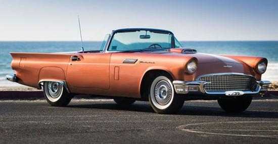 1957 Ford Thunderbird F-Code