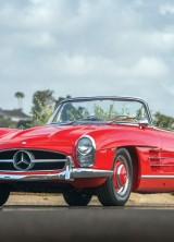 1960 Mercedes-Benz 300SL Roadster at Auctions America's California Sale