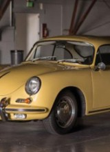 1964 Porsche 356C 1600 SC 'Sunroof' Coupe by Reutter at Auctions America's California Sale
