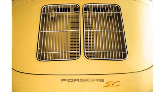1964 Porsche 356C 1600 SC 'Sunroof' Coupe by Reutter