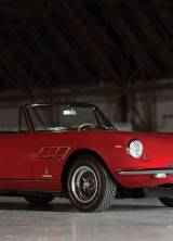 1967 Ferrari 330 GTS at Auctions America's California Sale