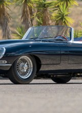 1967 Jaguar E-Type Series I 4.2 Roadster at Auctions America's California Sale