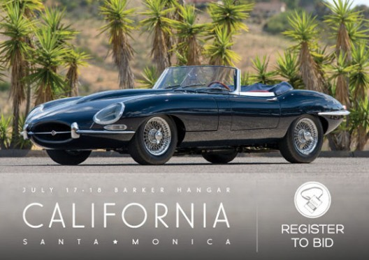 1967 Jaguar E-Type Series I 4.2 Roadster