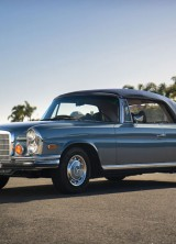 1971 Mercedes-Benz 280SE 3.5 Cabriolet At Auctions America's California Sale