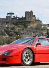 1991 Ferrari F40 Sold For Record €1 Million At Artcurial Auction