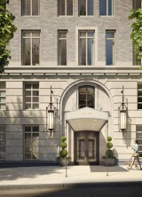 20 East End Avenue – New Luxury Residential Building in Manhattan's Upper East Side