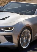 New 2016 Chevrolet Camaro Convertible