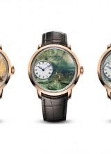 Arnold & Son's Sir John Franklin Set of Three Timepieces