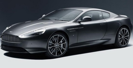 Gorgeous And Luxurious – New Aston Martin DB9 GT