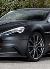 Special Aston Martin Vanquish One of Seven Collection