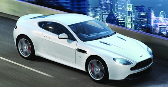 2016 Aston Martin Vantage And Rapide S Models