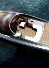 Details Unveiled for Aston Martin's First Luxury Powerboat