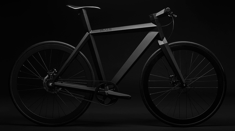 BME Design's B-9 NH Black Edition Urban Stealth