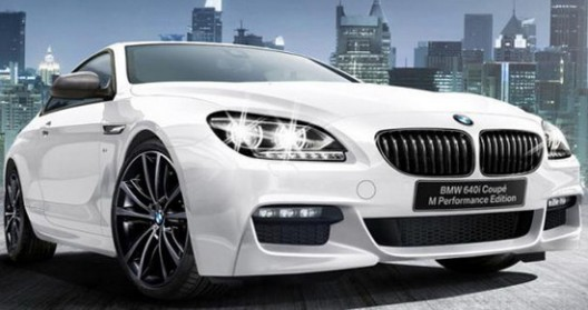 BMW 640i Coupe M Performance