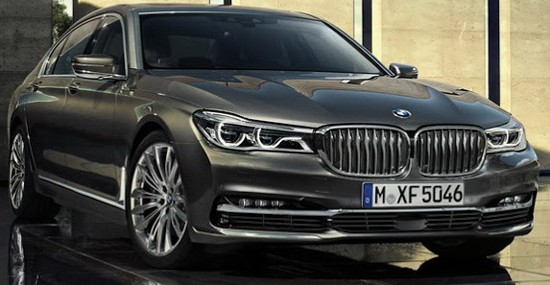 New 2016 BMW 7 Series Officially Unveiled