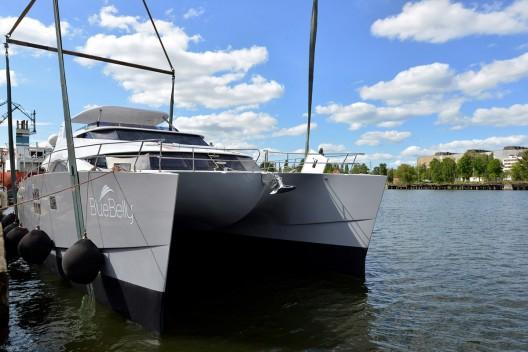 Blue Belly - Sunreef Yachts' New Luxury Catamaran