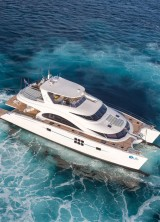 Blue Belly – Sunreef Yachts' New Luxury Catamaran