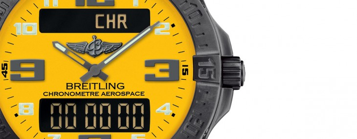 Breitling Aerospace Evo Night Mission Limited Edition Watch