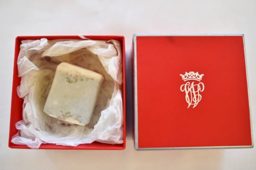 Five royal family wedding cake slices up for auction
