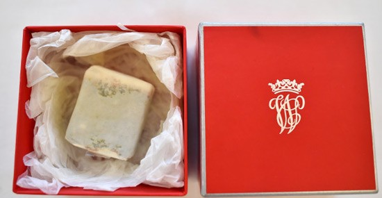 Five Slices Of British Royal Wedding Cakes Go Under The Hammer