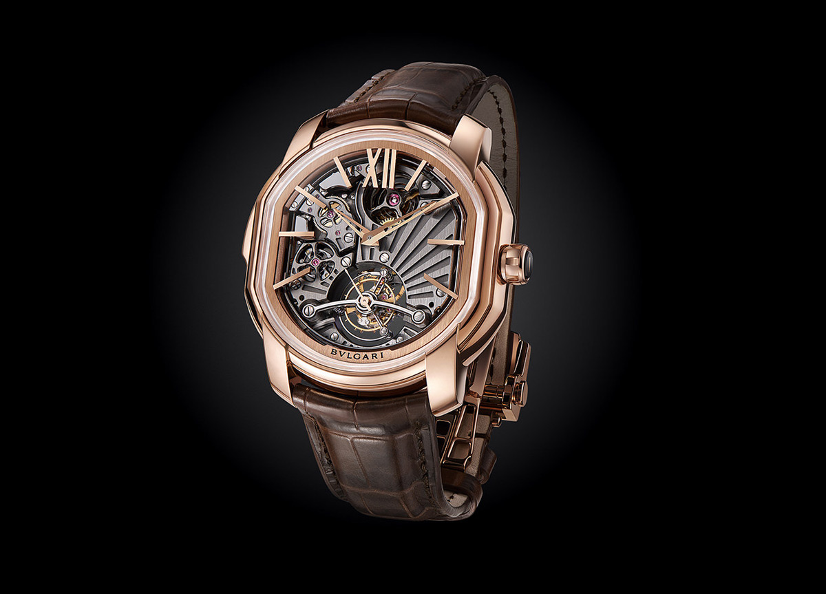Bulgari's New Carillon Tourbillon, Daniel Roth Collection