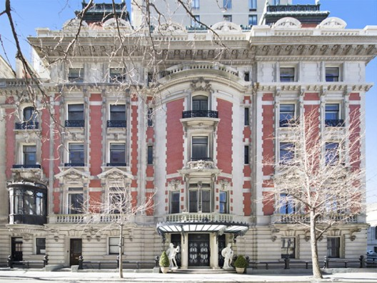 Carlos Slim's Manhattan Mansion On Sale For $80 Million