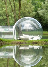 CasaBubble – Inflatable Transparent Bubble Houses