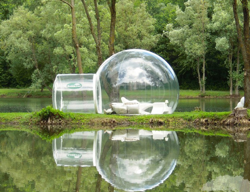 CasaBubble - Inflatable Transparent Bubble Houses