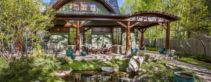 Concierge Auctions Offers Custom Mountain Estate in Aspen, Colorado