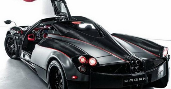 Paganu Huayra By Customs SS