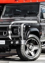 Land Rover Defender 2.2 TDCI XS 110 Double Cab Pick Up By Chelsea Wide Track
