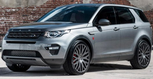 Kahn Land Rover Discovery 2.2 SD4 Sport Ground Effect Edition
