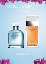 Two New Sunny Fragrances Of Dolce & Gabbana Light Blue Line