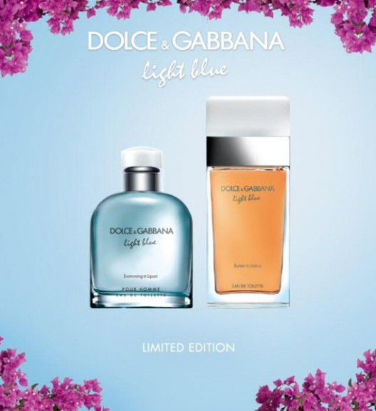 Dolce & Gabbana Light Blue Line