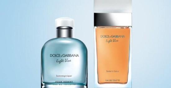 Dolce & Gabbana Light Blue Line