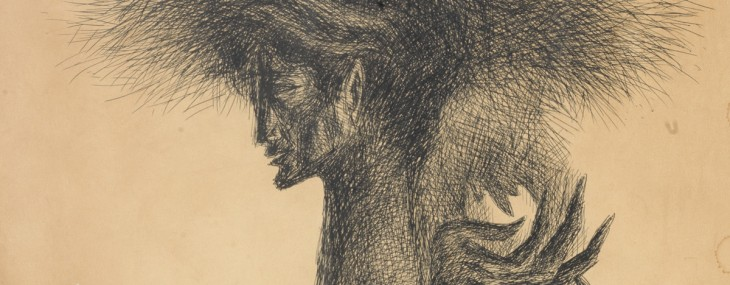 V.S. GAITONDE DRAWINGS SHINE AT BONHAMS