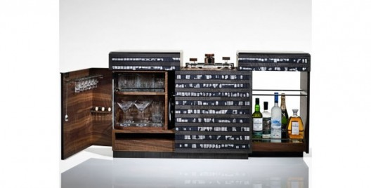 Dusk - Linley's New Cocktail Console