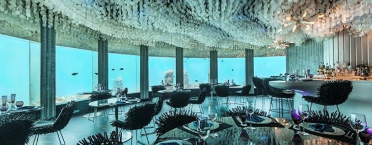 The World's First Underwater Nightclub Is Called Subsix