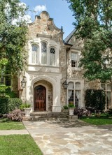 English Manor House in Texas On Sale For $4,75 Million