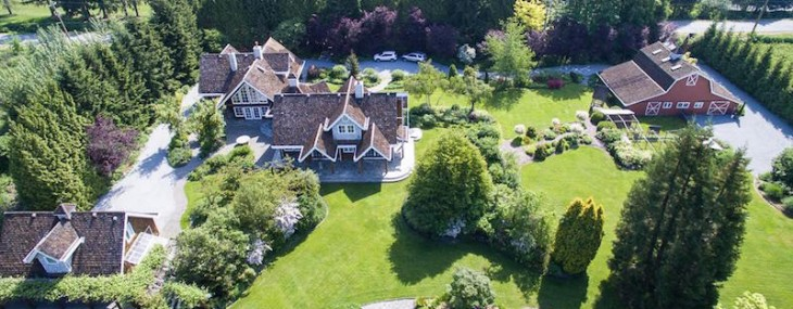 Fairytale Estate in Pitt Meadows for $4.998-Million