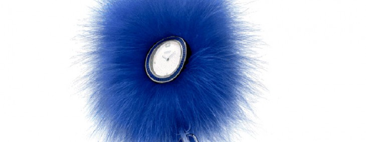 Fendi's New My Way Ceramic Collection of Watches Comes With Fur