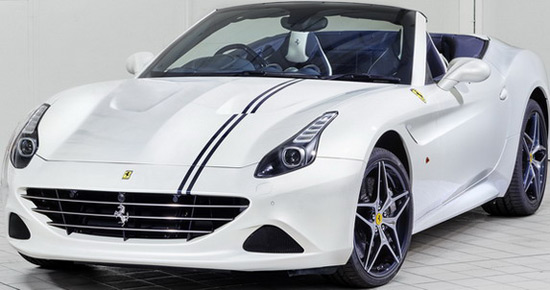Ferrari California T Tailor Made