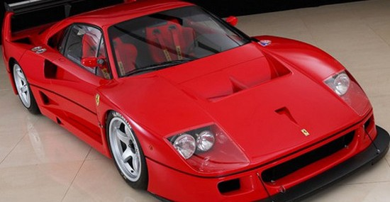 Rare Ferrari F40 LM Is On Sale In Japan